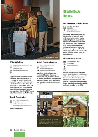 Page 36 of Hotels & Inns