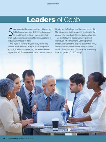 Page 18 of LEADERS OF COBB
