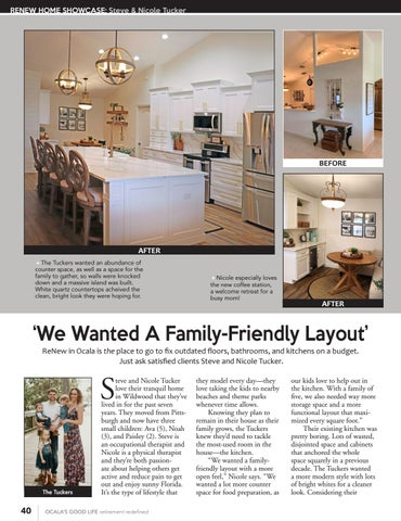 Page 42 of 'We Wanted a Family-Friendly Layout'