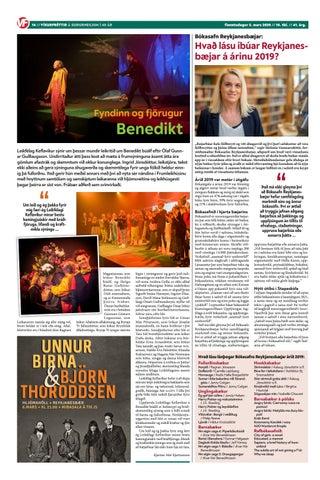 Page 14 of Margt áhugavert í Víkurfréttum í dag