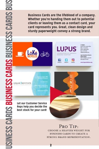 Page 4 of BUSINESS CARDS