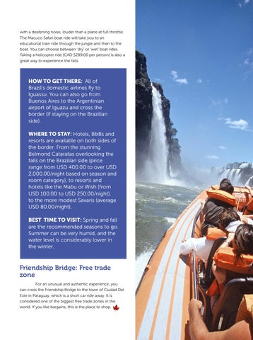 Page 13 of BRAZIL | Tourism