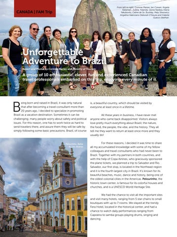 Page 8 of CANADA | FAM Trip
