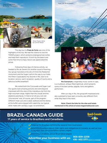 Page 9 of CANADA | FAM Trip