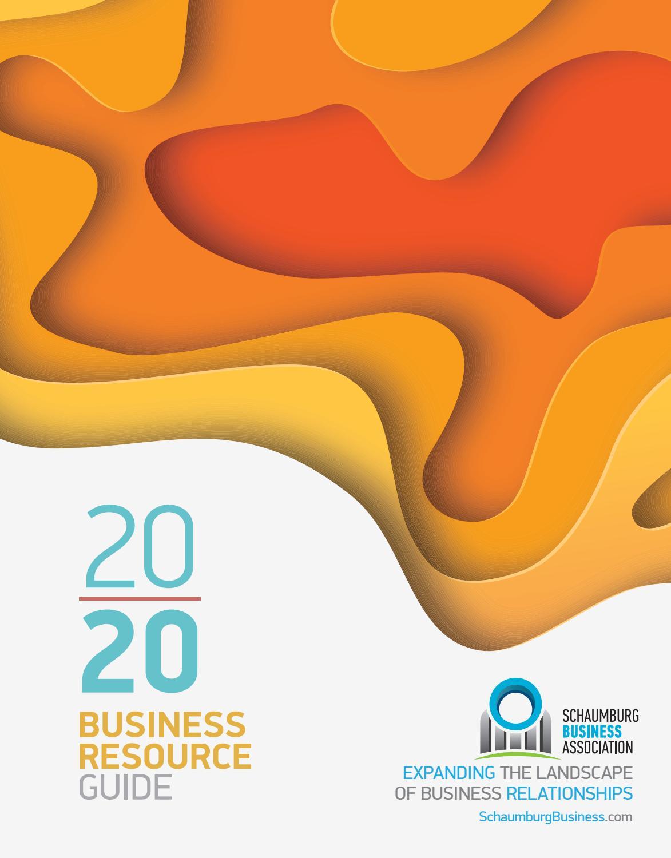 Schaumburg Business Association 2020 By Town Square Publications