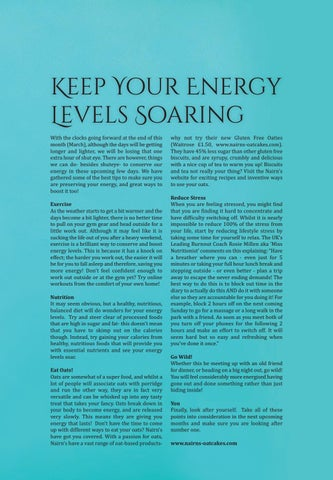 Page 11 of Boost your Energy Levels