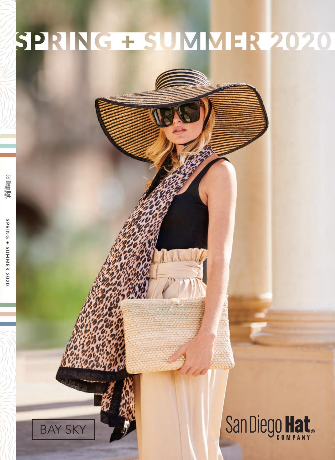 San Diego Hat Company Kids Womens RBK3082 Ribbon Bucket Hat w//Chin Strap