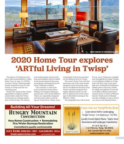 Page 13 of METHOW HOME TOUR
