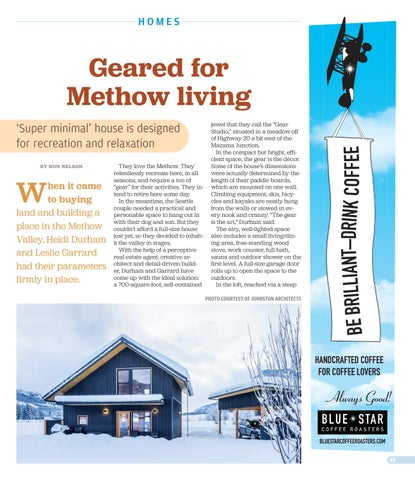 Page 19 of GEARED FOR METHOW LIVING