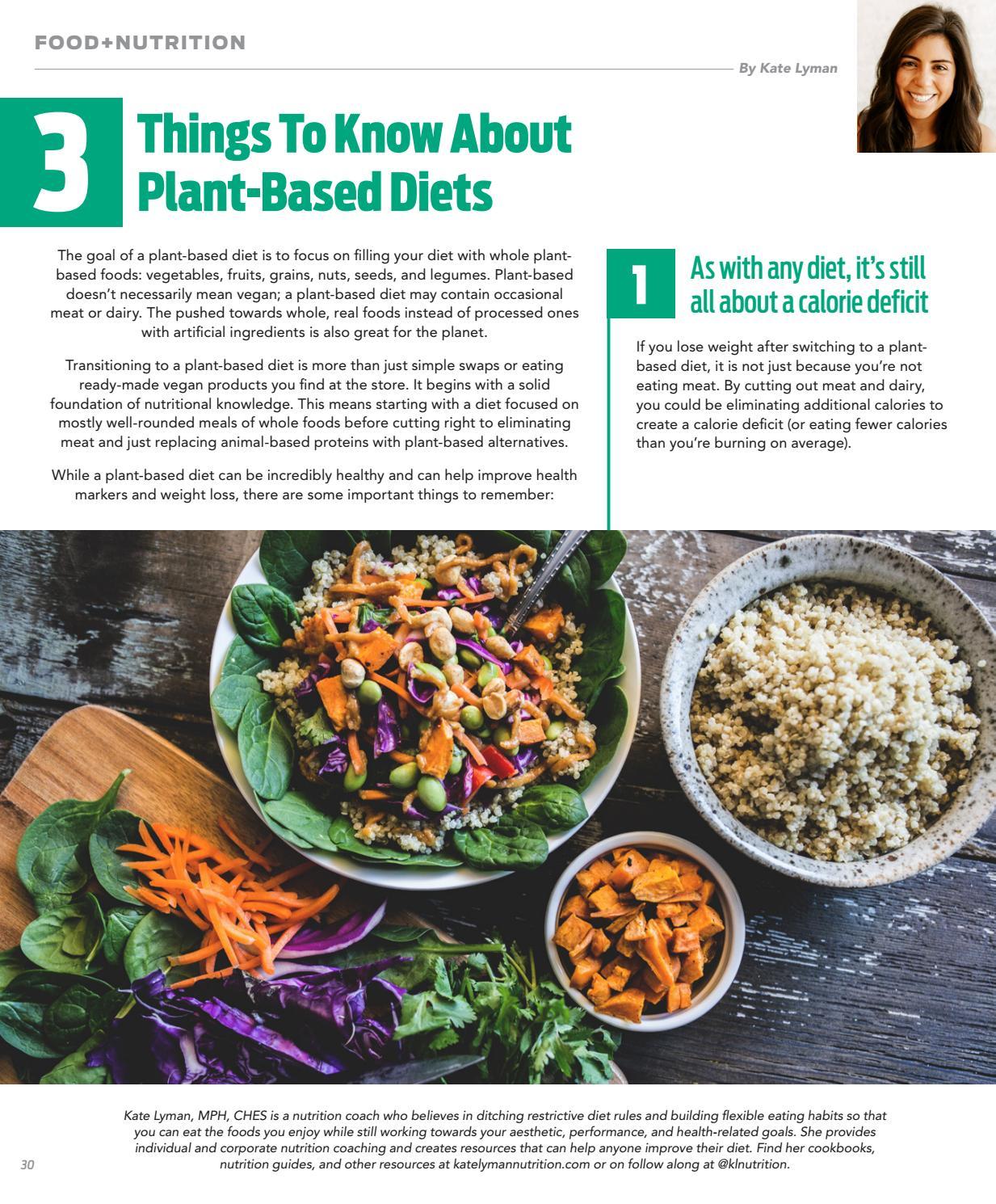 Memphis Health+Fitness Magazine March 2020