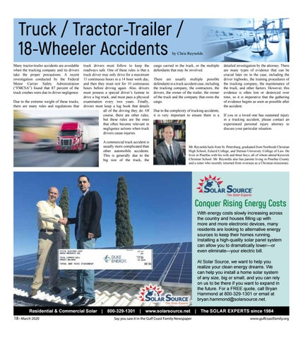 Page 18 of Truck/Tractor-Trailer/18- Wheeler Accidents