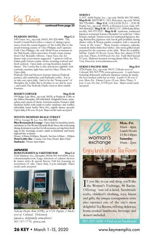 Page 26 of Listings Continued