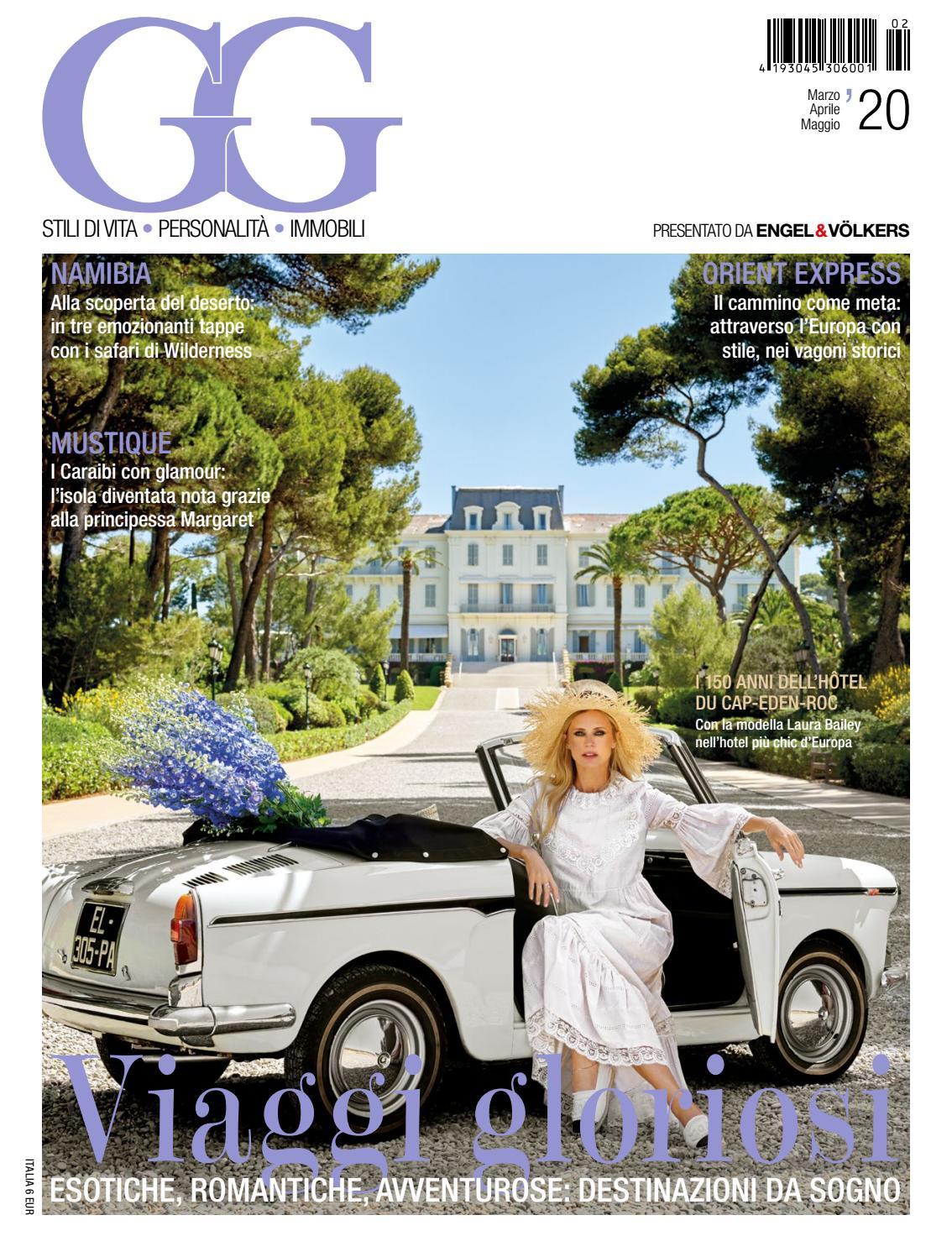 Gg Magazine 02 20 Italian By Gg Magazine Issuu
