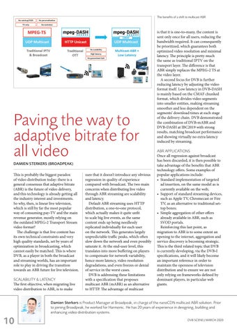 Page 10 of Adaptive bitrate video