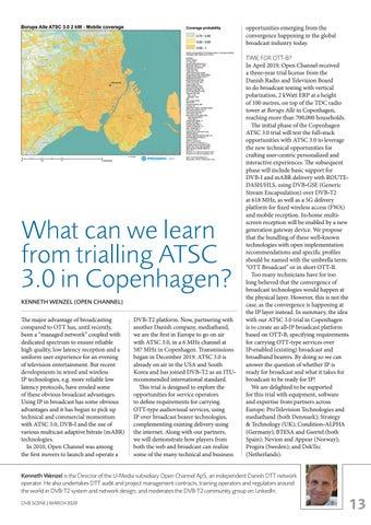 Page 13 of ATSC 3.0 in Copenhagen