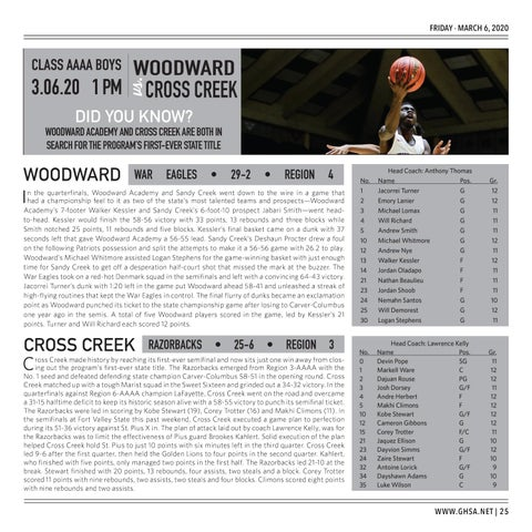Page 25 of 2020 GHSA Basketball State Championships