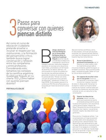 Page 17 of TUS INQUIETUDES Tres pasos que te ayudarán a enseñar a tus