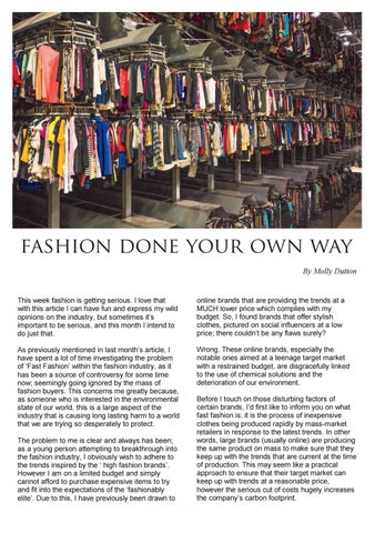 Page 66 of Fashion Done Your Own