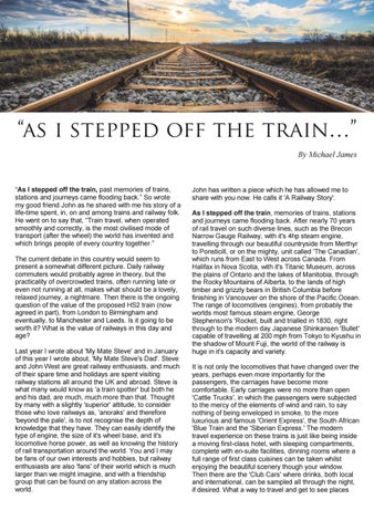 Page 72 of As I Stepped Off The Train