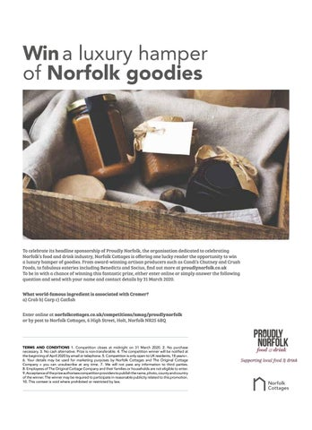 Page 16 of Win a luxury hamper of Norfolk goodies