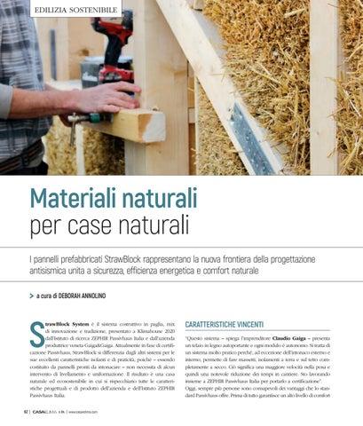 Page 66 of Materiali naturali per case naturali
