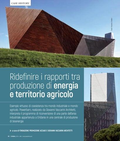 Page 70 of Ridefinire i rapporti tra produzione di energia e territorio agricolo
