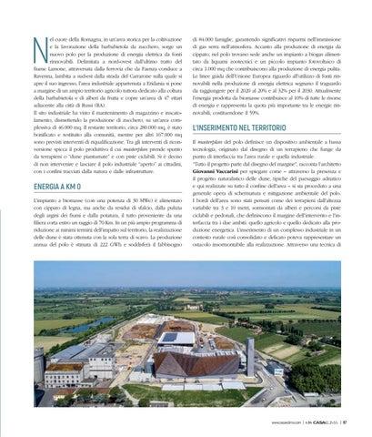 Page 71 of Ridefinire i rapporti tra produzione di energia e territorio agricolo