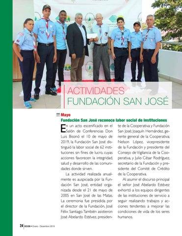 Page 24 of Actividades Fundación San José