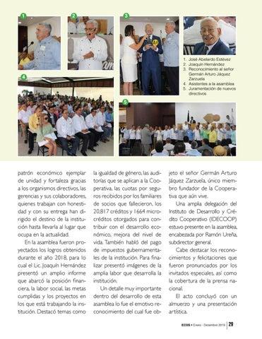 Page 29 of Asamblea 68 de Cooperativa San José
