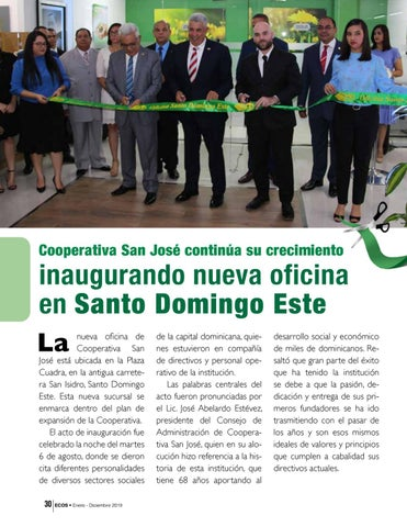 Page 30 of Nueva oficina en Santo Domingo Este