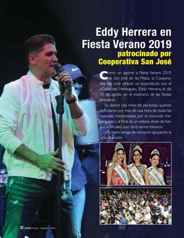 Page 32 of Eddy Herrera en Fiesta Verano 2019 patrocinado por Cooperativa San José
