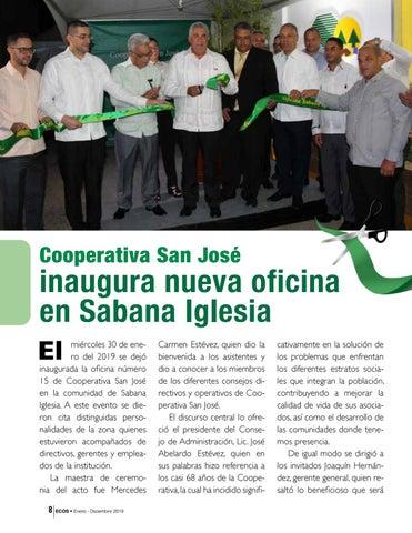 Page 8 of Cooperativa San José inaugura nueva oficina en Sabana Iglesia