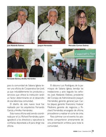 Page 9 of Cooperativa San José inaugura nueva oficina en Sabana Iglesia