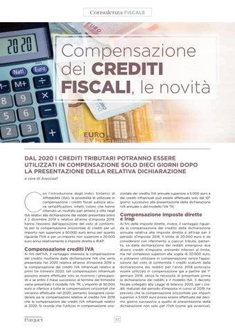 Page 52 of Compensazione dei crediti fiscali