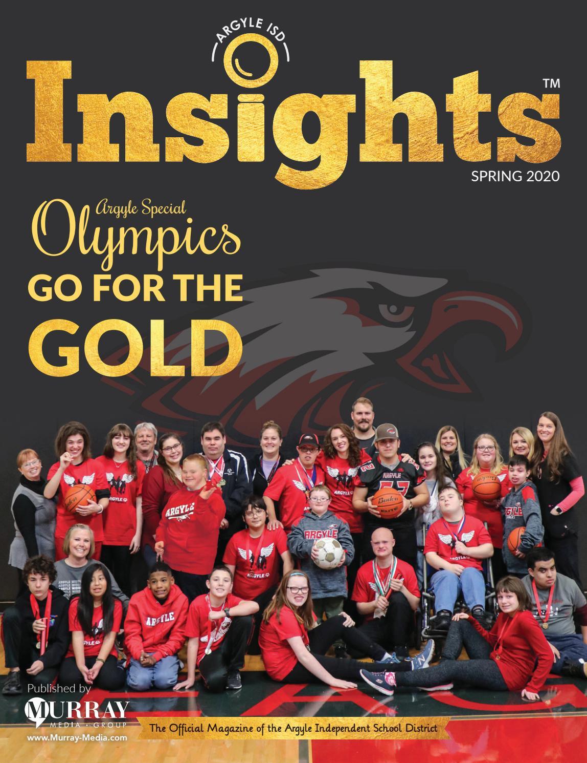 Lubbock Isd Calendar 2022 23.Argyle Isd Insights Magazine Spring 2020 By Murray Media Group Issuu