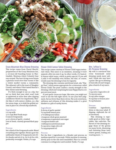 Page 23 of BACKCOUNTRY CHEF