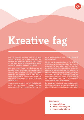 Page 45 of Kreativt