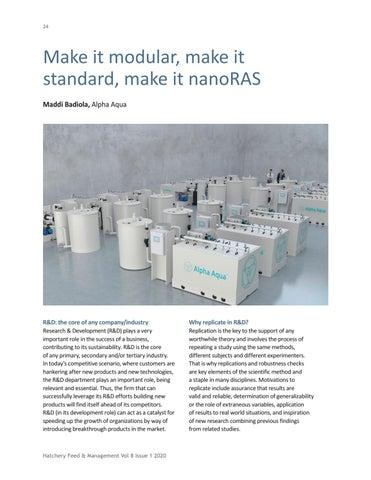 Page 24 of Make it modular, make it standard, make it nanoRAS