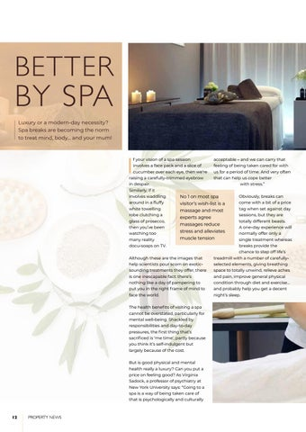 Page 12 of Time to spa
