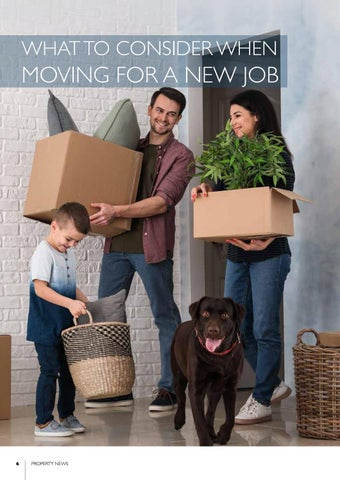 Page 6 of Moving for a new job?