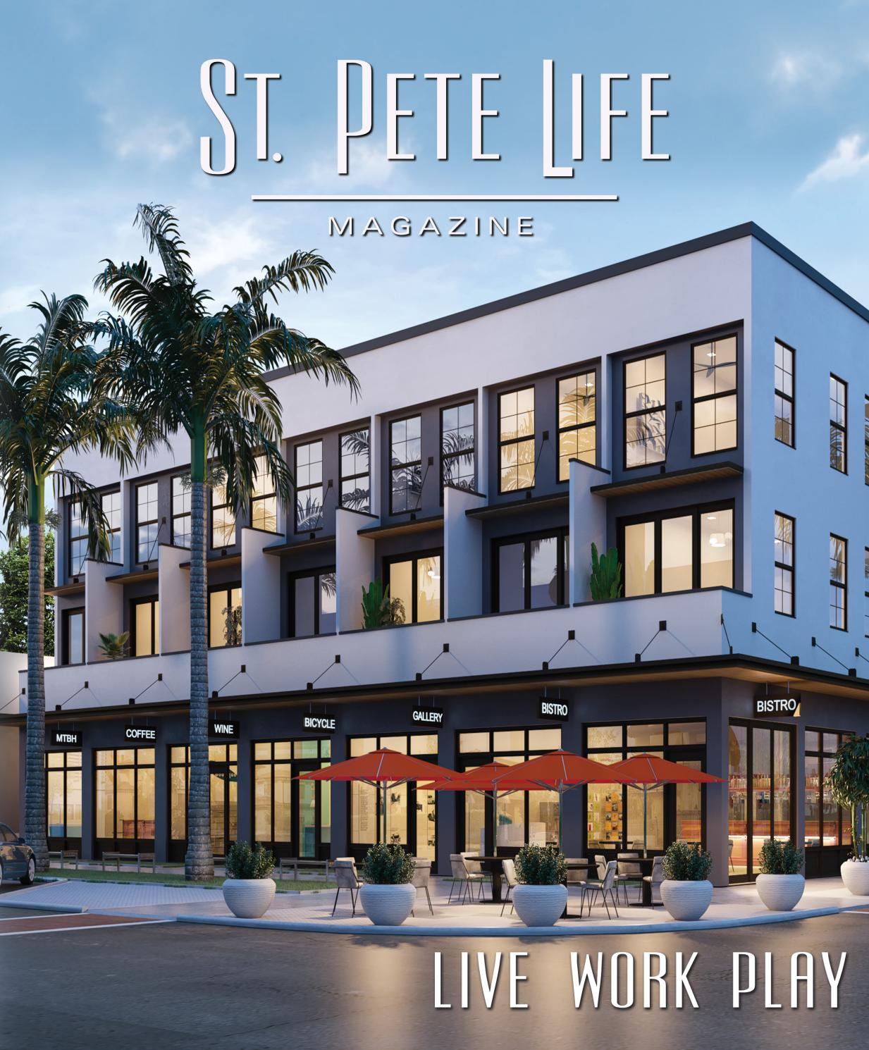 St Pete Life March April 2020 By Stpetelifemag Issuu