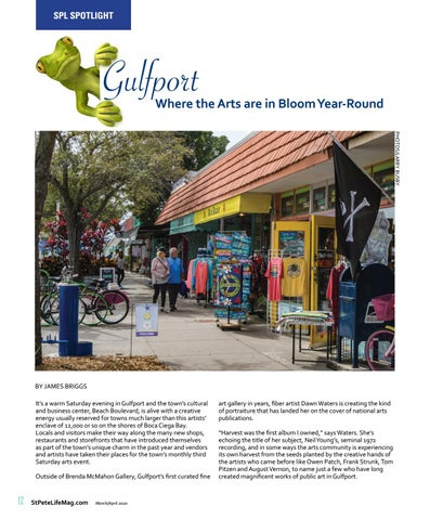 Page 14 of Gulfport: Where the Arts are in Bloom