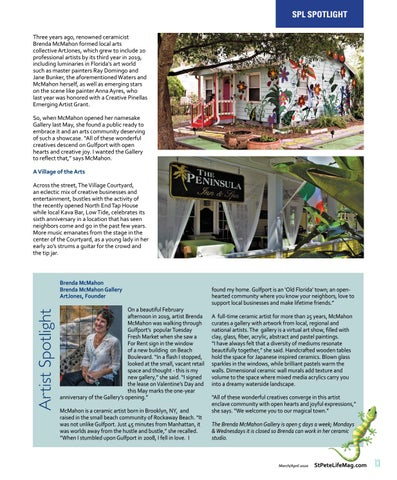 Page 15 of Gulfport: Where the Arts are in Bloom