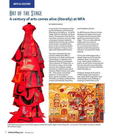 Page 48 of Museum of Fine Arts: Art of the Stage