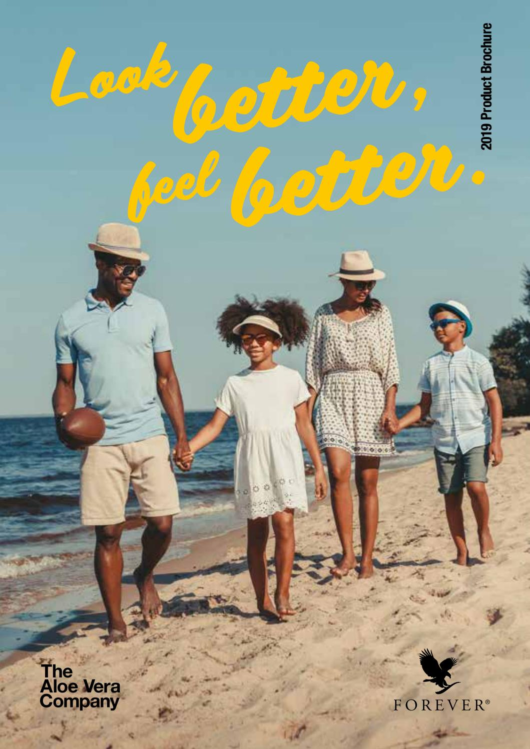 Product Brochure South Africa Forever Living Products Catalogue 2020 By Forever Living Products Italy Issuu
