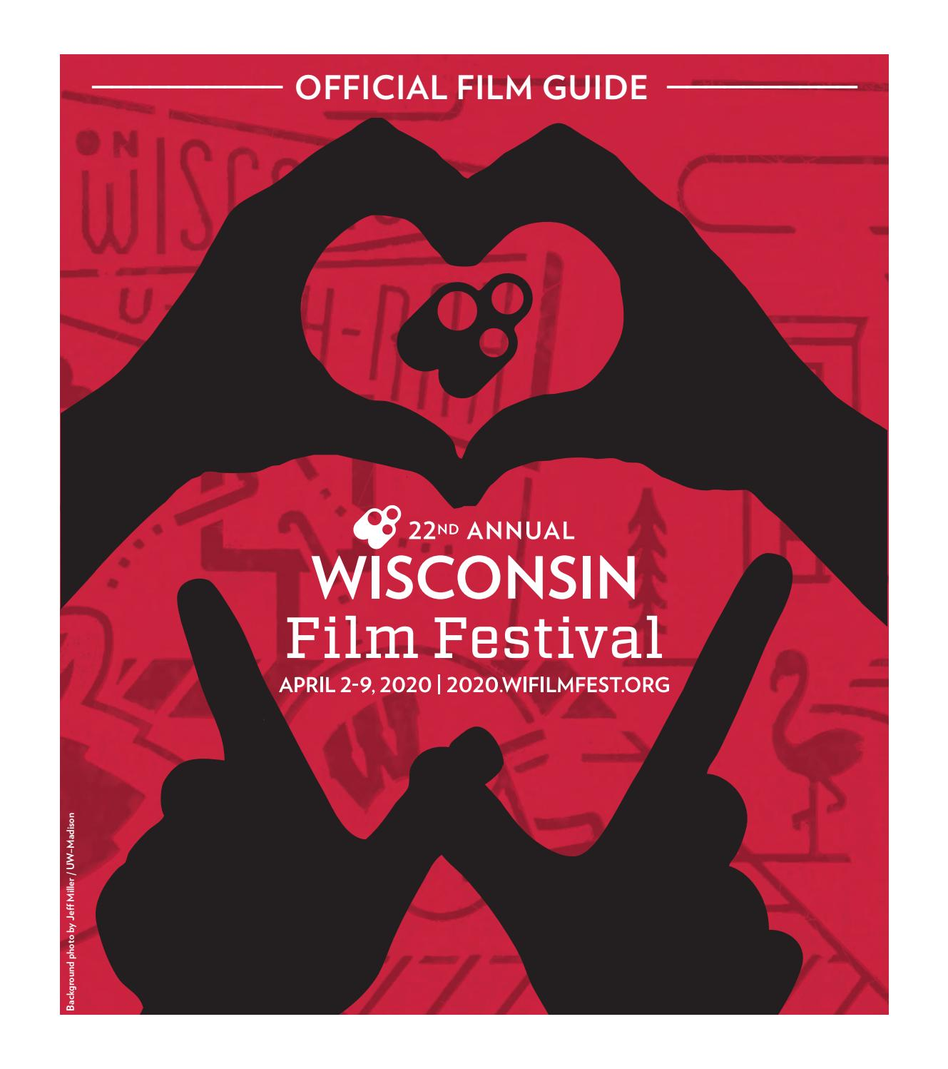Klaus Wisconsin Christmas Festival 2020 2020 Wisconsin Film Festival Film Guide by UW Madison Division of