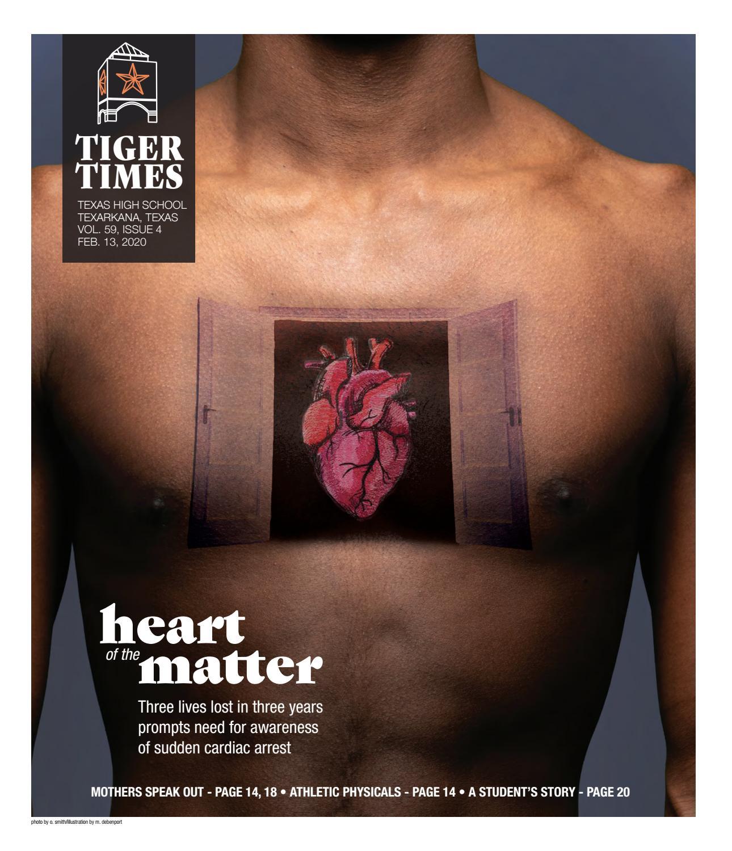 Tiger Times Feb 2020 By Ths Student Media Issuu
