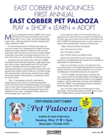 Page 33 of PET PALOOZA