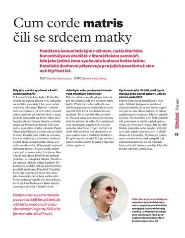 Page 17 of Ženy nechť veshromáždění nemlčí