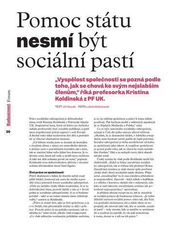 Page 32 of nesmí být sociální pastí